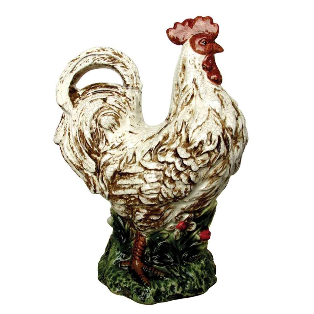 Vitale Farm Dekoratif Horoz Biblo AK.CW0013