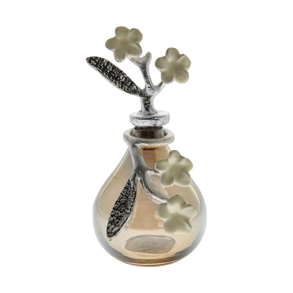 AK.EF0036 Vitale Pune Serisi Kuşlu Parfum Şişesi Küçük Boy