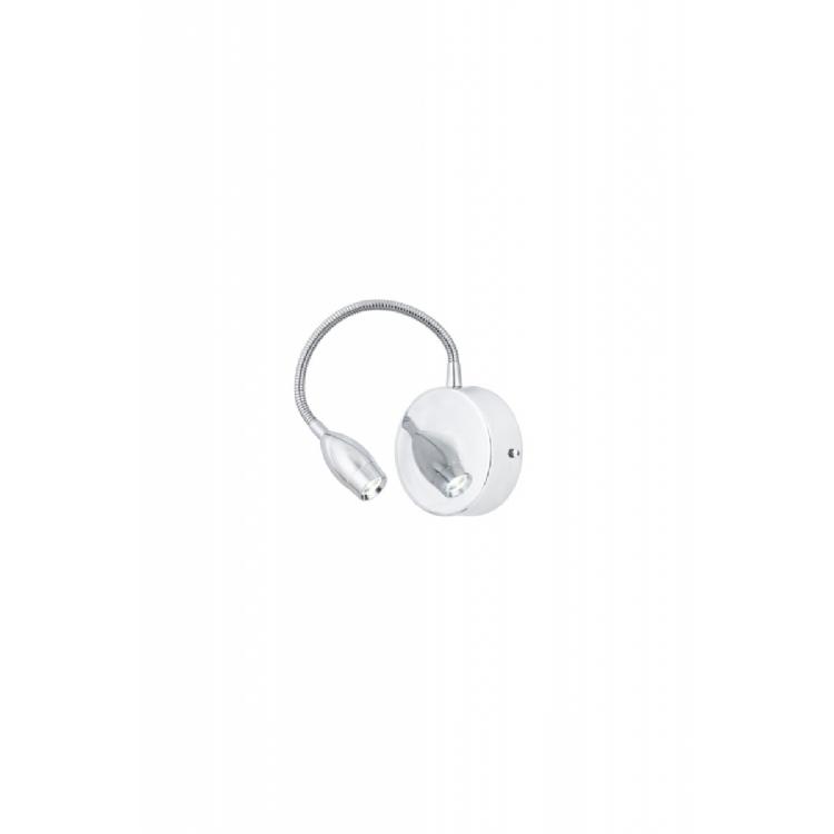 AVONNI HAP-9065-LED Krom Kaplama Aplik, LED, Metal, 16x7cm