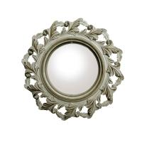 Vitale Gold İşlemeli Ayna Küçük Boy AK.AN0077