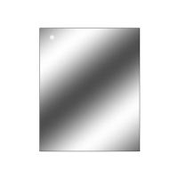 EVDEMA Vitale Paslanmaz Çelik Tek Kapı Banyo Dolabı AK.BE0007