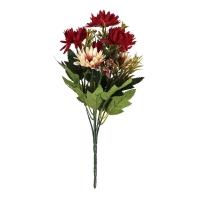 Vitale Krımızı Krizantem Çiçeği Buketi AK.BG0155-K
