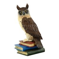 Vitale Pretty Kitap Üstünde Baykuş Biblo AK.BZ0149