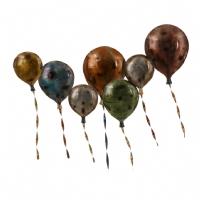 Vitale Lux Renkli Balon Dekoratif Duvar Panosu AK.DE0077