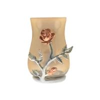AK.EF0021 EVDEMA Vitale Pune Serisi Bakır Çiçek Fırçalık