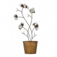 AK.EU0090 Vitale Agra Dekoratif Pamuk Çiçeği