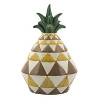 Vitale Duke Seramik Dekoratif Ananas Büyük Boy AK.FU0038