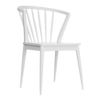 Vitale Pavilion Beyaz Ahşap Sandalye MS.SA026